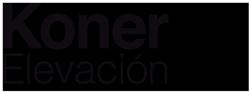 Koner Elevación Logo